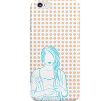 todo era azul iPhone Case/Skin