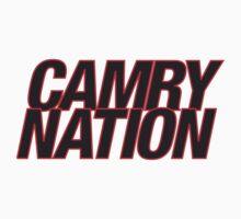 Camry Nation - Logo by Jordan Bezugly
