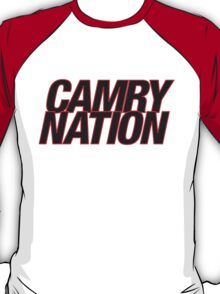 Camry Nation - Logo T-Shirt