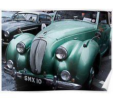 car show,london Poster