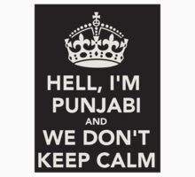 Punjabi Do not Stay Calm by Ranjha