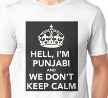 Punjabi Do not Stay Calm Unisex T-Shirt