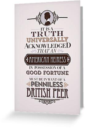 The Loaded American Heiress by nyuszi