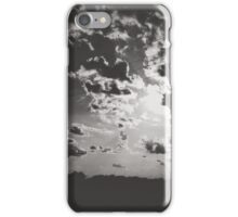 Lines Across the Sky iPhone Case/Skin