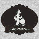 The Leaky Cauldron by PaulRoberts
