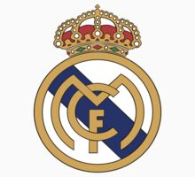 Real Madrid C.F. Pride Sticker by iArt Designs