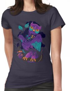 The nightmare Womens Fitted T-Shirt
