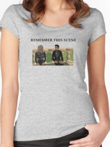It will happen Women's Fitted Scoop T-Shirt