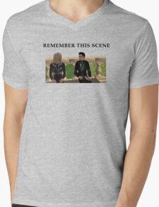 It will happen Mens V-Neck T-Shirt
