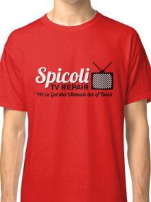Spicoli TV Repair Classic T-Shirt