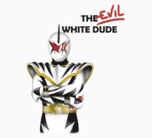 The EVIL White Dude (PRDT) by maxxman21