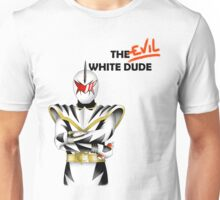 The EVIL White Dude (PRDT) Unisex T-Shirt