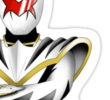 The EVIL White Dude (PRDT) Sticker