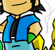 Pokemon! Sticker