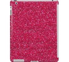PINK GLITTER iPad Case/Skin