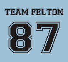 Team Felton 87 tee by LovelieeJ92