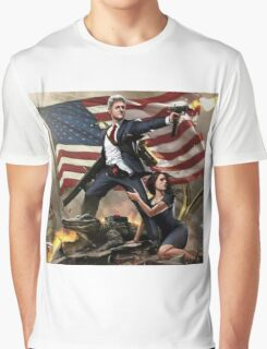 bill clinton Graphic T-Shirt