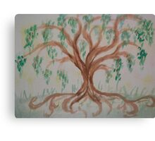 Sacred Willow Canvas Print