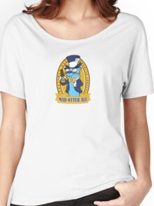 Mad Otter Ale Women's Relaxed Fit T-Shirt