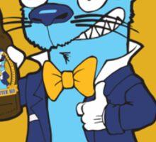 Mad Otter Ale Sticker