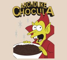 Archduke Chocula  by ChrisButler