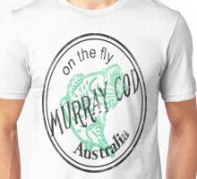 Australian Fly Fishing Design Unisex T-Shirt