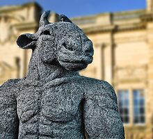 The Minotaur by Colin Metcalf