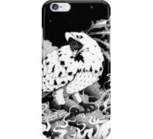 Phoenix - ink iPhone Case/Skin