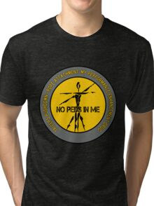 Triceps Pushdown - Rope Attachment - My Performance Enhancement Drug Tri-blend T-Shirt