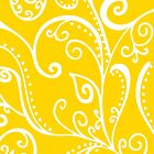 Silent Era, Yellow by Janet Antepara