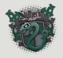 Slytherin Crest by Twagger