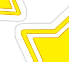 The Second Banana Sticker