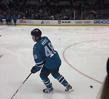 San Jose Sharks  by elenastrawn25