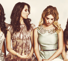 Pretty Little Liars Sticker