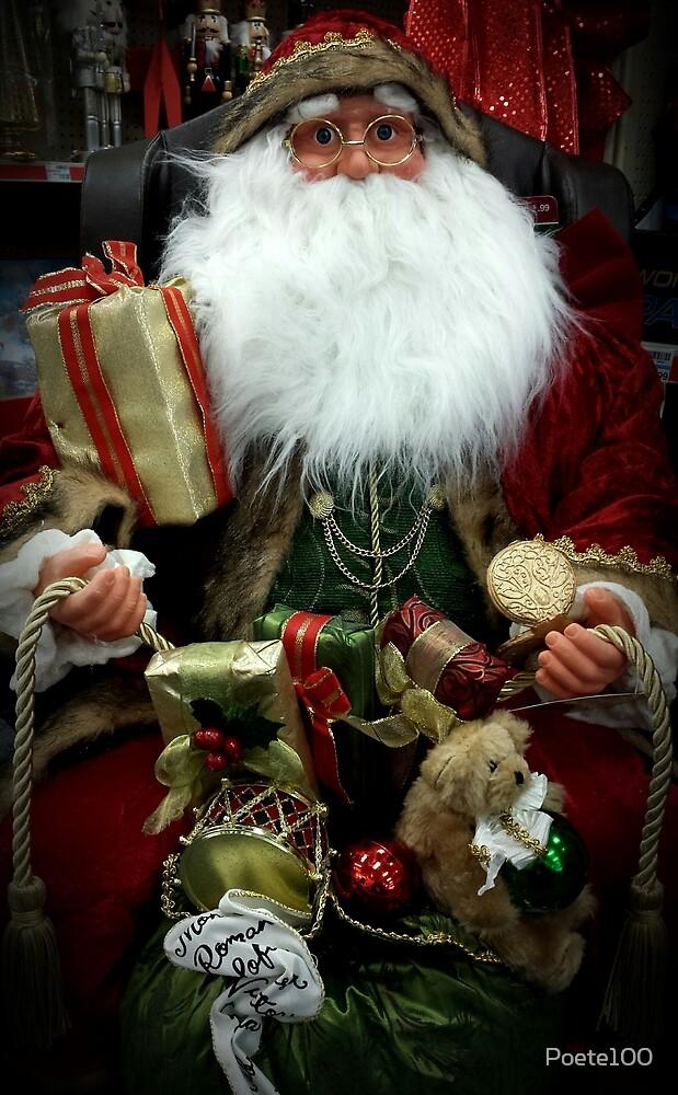 Santa by Poete100