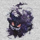 Gengar  by Twistedkeyblade