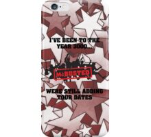 McBusted tourdates iPhone Case/Skin