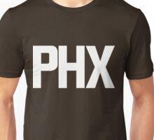 Phoenix Sky Harbor International Airport White Ink Unisex T-Shirt