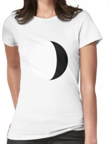 Moony Womens Fitted T-Shirt