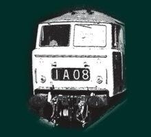 Class 35 Hymek by dwgraphx