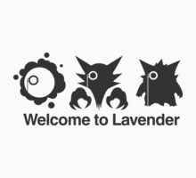 Welcome to Lavender Town by NobleLA