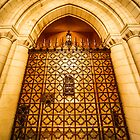 National Cathedral by Ray Warren