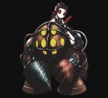 Bioshock-Big Daddy by MGraphics