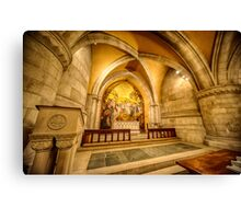 Beautiful Chapel Canvas Print