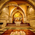 Cathedral Chapel by Ray Warren