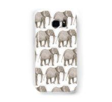 Cute elephants Samsung Galaxy Case/Skin