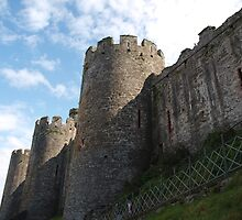 Conwy Walls by kalaryder