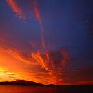 d'entrecasteaux sunrise. tasmania, australia by tim buckley | bodhiimages