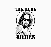 The Big Lebowski Dude Abides Unisex T-Shirt