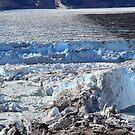 Panoramic glacier by zumi